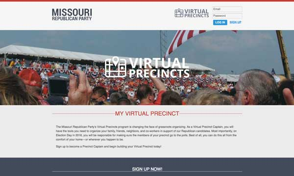 My Virtual Precinct